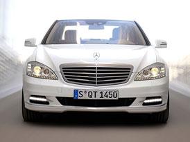 Mercedes-Benz třídy S: Nová generace bude v sedmi verzích