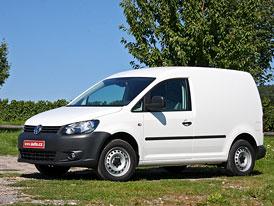 VW Caddy: První jízdní dojmy (užitkové)