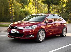 Citroën C4 dorazí na český trh v lednu (nové fotografie)