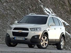 Video: Chevrolet Captiva – Modernizované SUV se představuje
