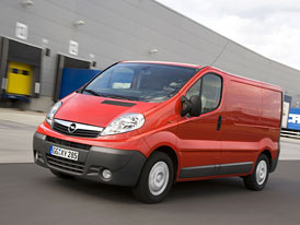 Renault a Opel pokračují ve spolupráci v segmentu lehkých užitkových vozů