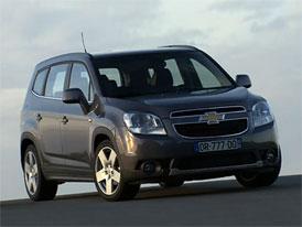 Video: Chevrolet Orlando – Představení nového minivanu