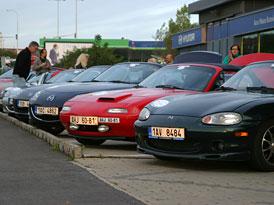 Mazda v Essenu: největší průvod MX-5 v historii