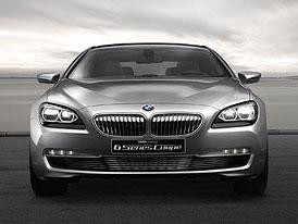 BMW 6 Coupé F13: Premiéra v dubnu v Šanghaji