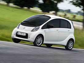 Elektromobil Citroën C-Zero na českém trhu: Cena 739.900,- Kč bez DPH