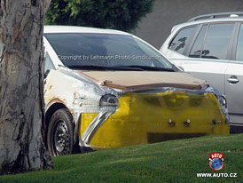 Spy Photos: nová Toyota Corolla 3D