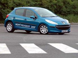 První jízdní dojmy: Peugeot 207