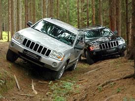 Jeep Grand Cherokee – první jízdní dojmy