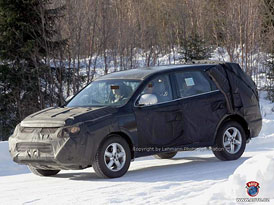 Spy photos: nový Hyundai Terracan