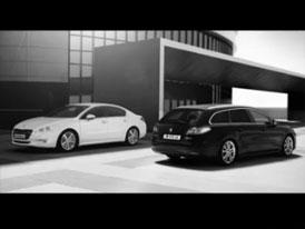 Video: Peugeot 508 – Sedan i kombi se představují