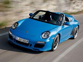 Porsche 911 Speedster: �tvrt� generace (video)