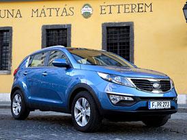 Kia Sportage: Nové motory 1,6 GDI a 1,7 CRDi jdou do prodeje