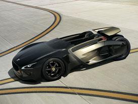 Peugeot EX1: Elektrický batmobil s 250 kW