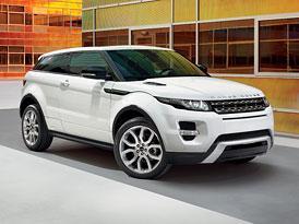 Range Rover Evoque: Nejmenší Range Rover konečně oficiálně