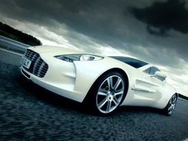 Aston Martin One-77 má nejvýkonnější atmosférický motor na světě