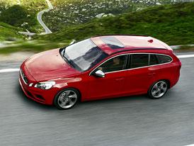 Volvo S60 a V60 R-Design: Přeostření ostrého