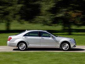 Mercedes-Benz S 250 CDI: Čtyřválec oficiálně