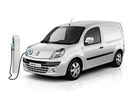 Renault Kangoo Express Z.E. za 20.000 euro