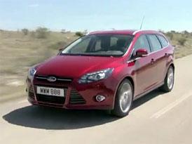 Video: Ford Focus Combi – Nová generace v pohybu