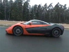 Video: Marussia B1 a B2 – Ruské supersporty na okruhu