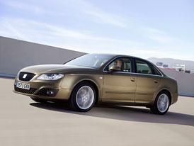 SEAT Exeo: Diodový facelift se představí v Paříži