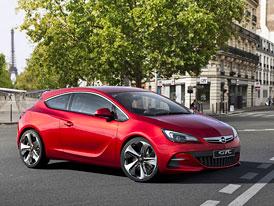 Opel GTC Paris: Nové informace a fotografie