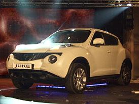 Nissan Juke Night: Crossover Juke oficiálně vstoupil na český trh
