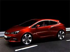 Video: Opel GTC Paris – Koncept pro autosalon v Paříži