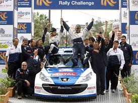 IRC Rally Sanremo 2010 – Vítězný pohár zůstává doma (+ fotogalerie)
