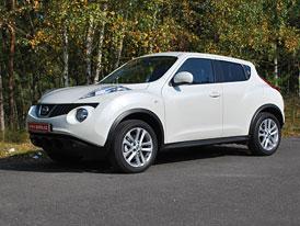 Nissan Juke: První jízdní dojmy