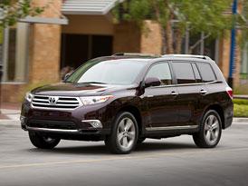 Toyota Highlander: Modernizované SUV pro USA