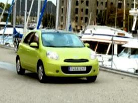 Video: Nissan Micra – Malý hatchback na projížďce