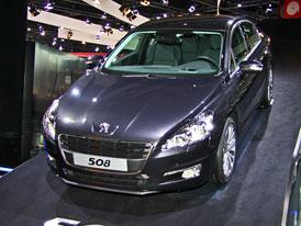 Peugeot 508: První dojmy