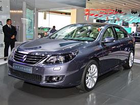 Renault Latitude: První dojmy