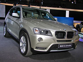 BMW X3: První dojmy