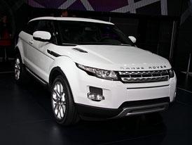 Range Rover Evoque: První dojmy