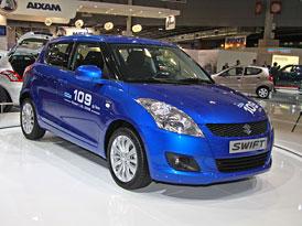Suzuki Swift: První dojmy