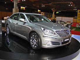 Hyundai Equus: První dojmy