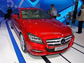 Mercedes-Benz CLS: První dojmy