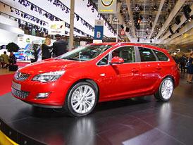 Opel Astra ST vs. Ford Focus Kombi: První dojmy