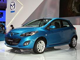 Mazda 2: Modernizovaný malý hatchback