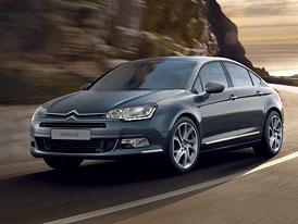 Citroën C5: Střední třída začíná u PSA na 449.900,- Kč