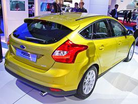 Ford Focus: Třetí generace, tři karoserie