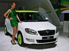 Škoda Fabia Greenline II: Spotřeba 3,4 l/100 km, cena 351.900,-Kč