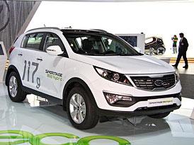 Nová technika pro vozy Kia: 1,7 CRDi Bi-Turbo, dvouspojková převodovka, mild-hybrid