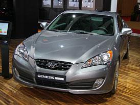 Hyundai Genesis Coupe: V Evropě v prodeji ještě letos