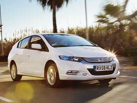 Honda Insight model 2011: Nové naladění podvozku, barvy a změny v interiéru