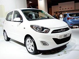 Hyundai i10: Facelift a nový tříválec