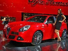 Alfa Romeo v Paříži