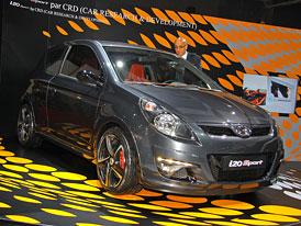 Hyundai i20 Sport Edition: Tovární tuning podle Brabusu